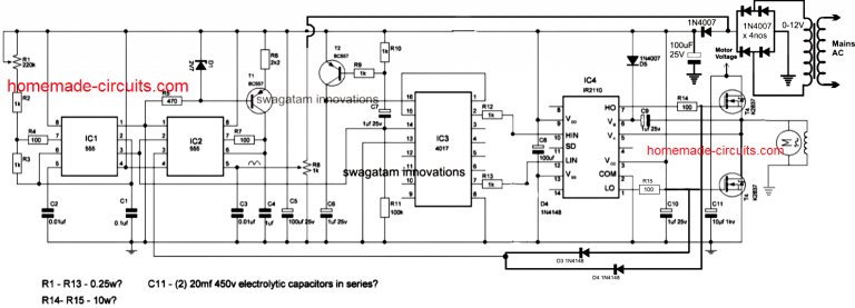 single phase variable frequency drive vfd circuit in 2019 variable frequency drive circuit