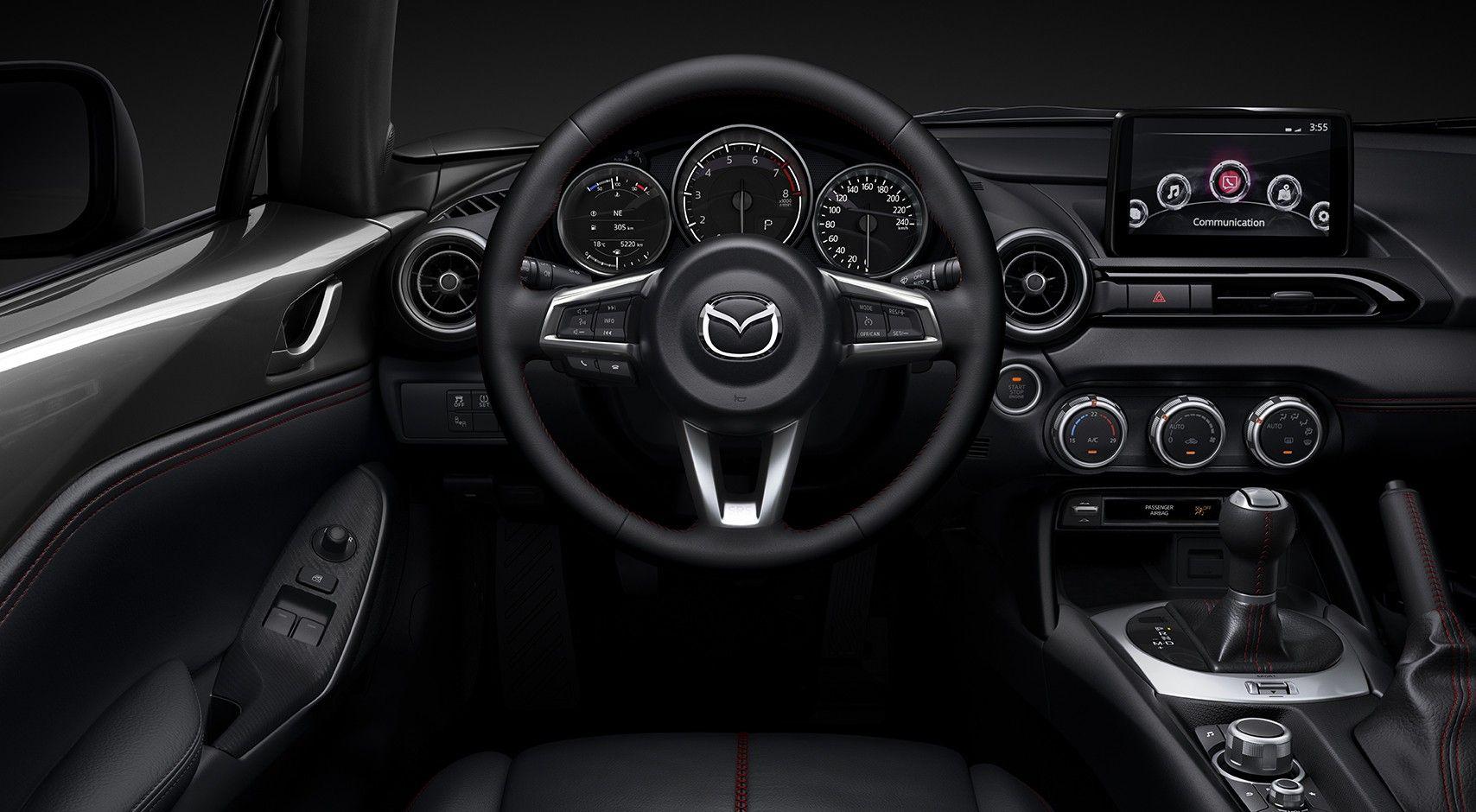 Mazda Mx 5 Rf Interior Mazda Mx5 Mazda Mx5 Miata Mazda
