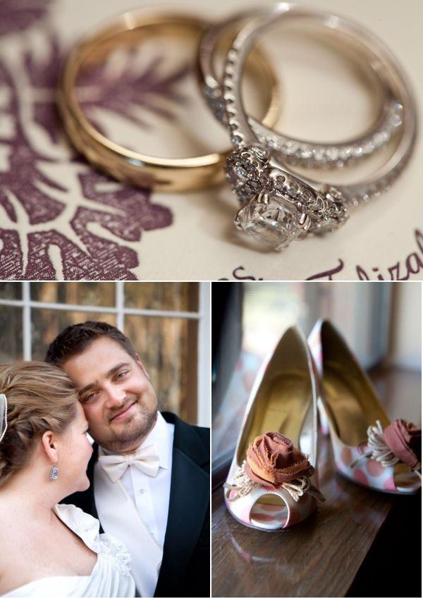 LOVELY engagement ring...lucky girl