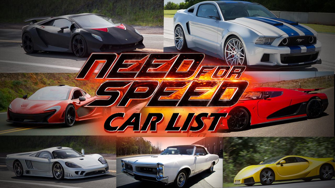 Need For Speed Need For Speed Movie Cars Movie 2014 Ford Mustang