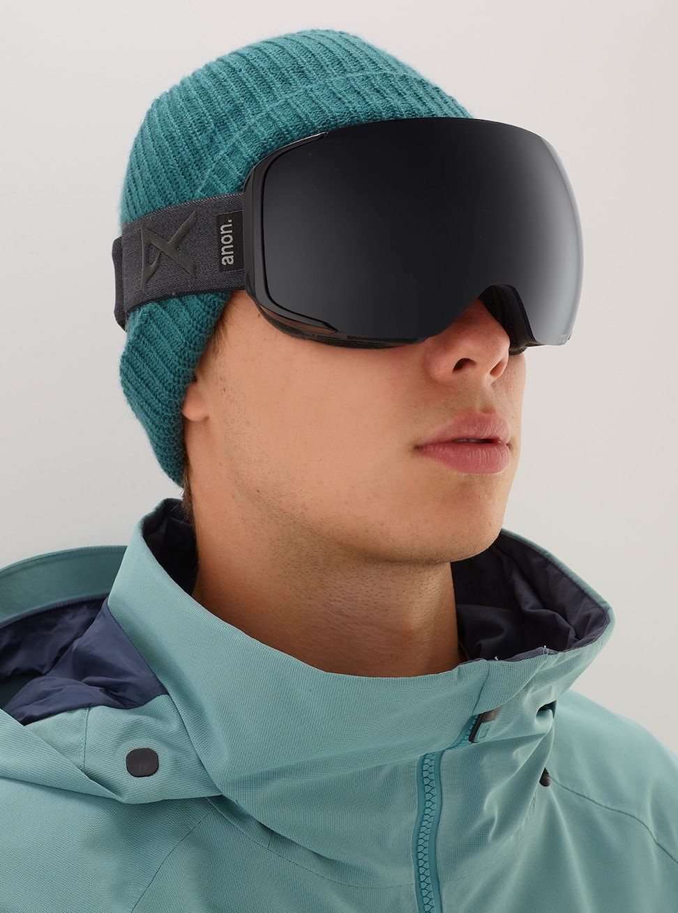 a1f83b60aaea Shop the Men s Anon M2 Goggle + Spare Lens along with more ski and  snowboard goggles from Winter 2019