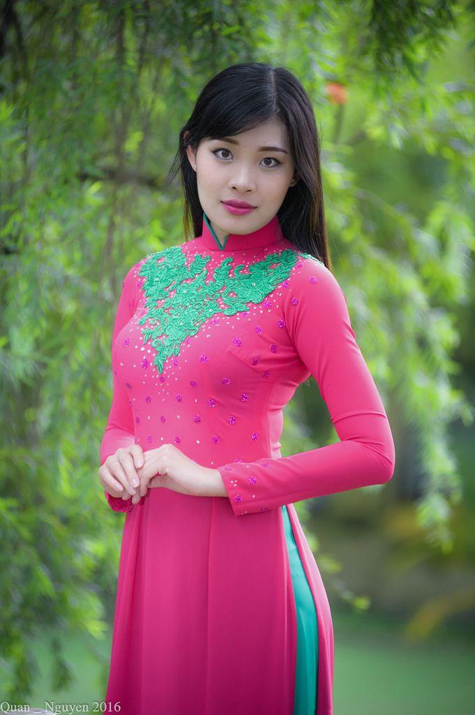 Pin de Trancuongdad@gmail.com en Beautyful woman long dress Vietnam ...