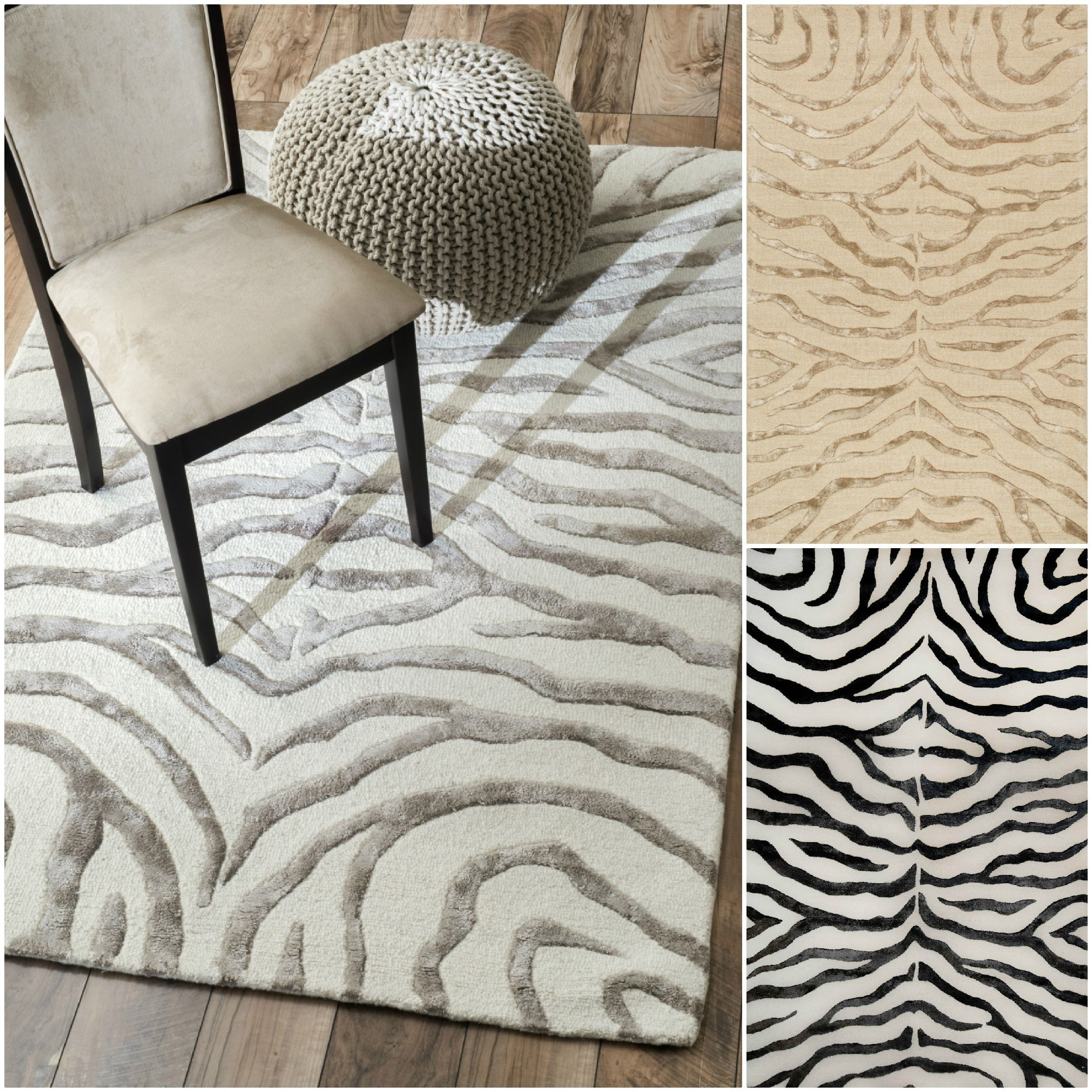 Online Shopping Bedding Furniture Electronics Jewelry Clothing More Zebra Rug Zebra Area Rug Contemporary Rugs