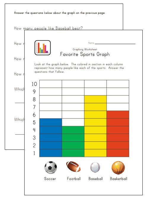 sports graphing worksheet math centers graphing worksheets worksheets free math worksheets. Black Bedroom Furniture Sets. Home Design Ideas