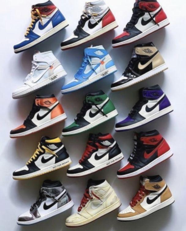 Air jordans, Nike air jordan shoes