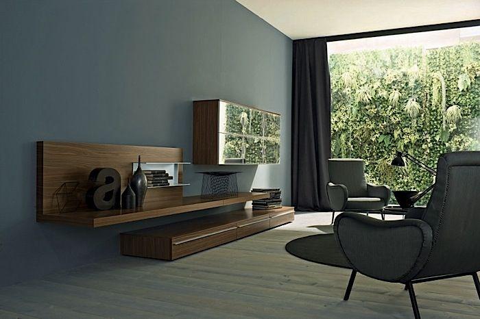 Composizioni Soggiorno Design ~ Composizione 171 u2013 soggiorno zona giorno u2013 design pinterest