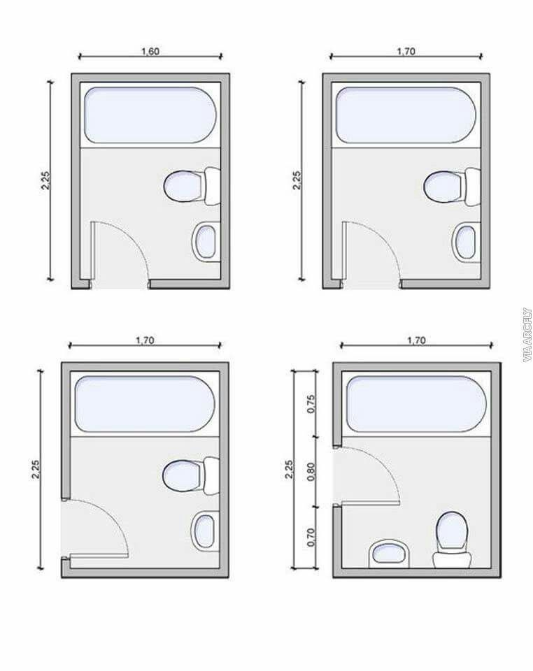 Pinmsh Design&architecture On Ergonomic  Pinterest  Bathroom New Plans For Small Bathrooms Decorating Design