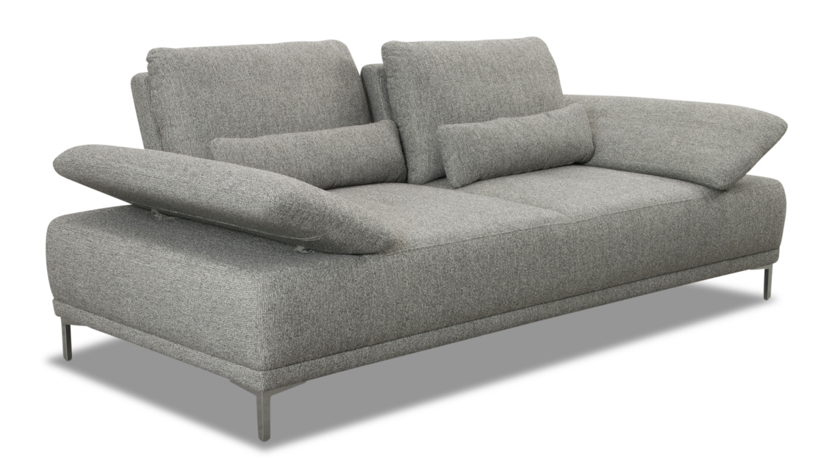 Willi Schillig Sofa 16555 Run Variante In Stoff S22 Steel In 2020