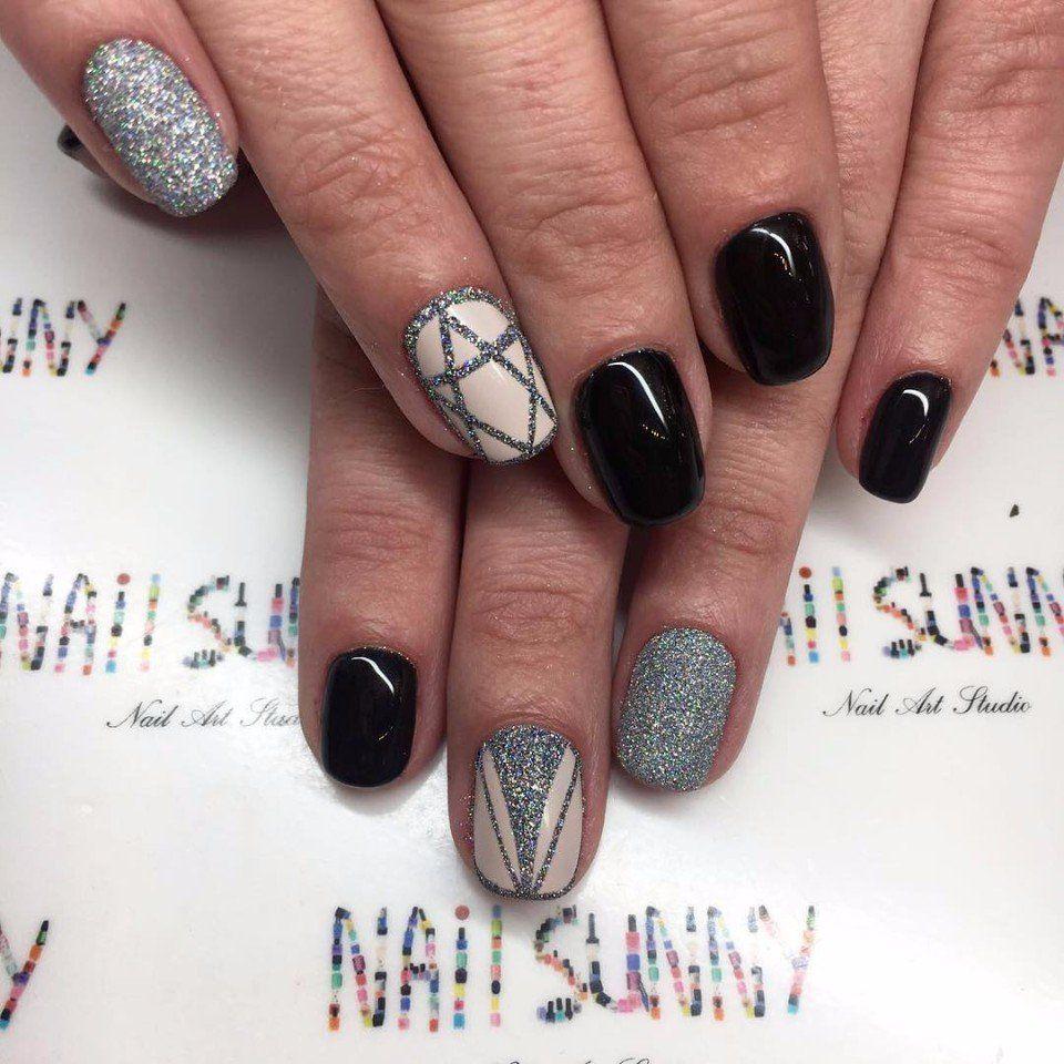 Nail Art #3341 - Best Nail Art Designs Gallery | Short nails art ...