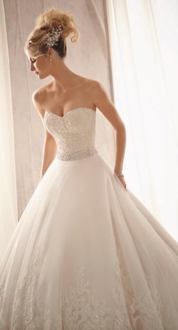 Mori Lee Bridal Dress 2621 | Terry Costa Dallas | Vestido Novia ...