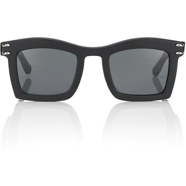 Roland Mouret Woman Square-frame Acetate Sunglasses Brown Size Roland Mouret c8ytIg