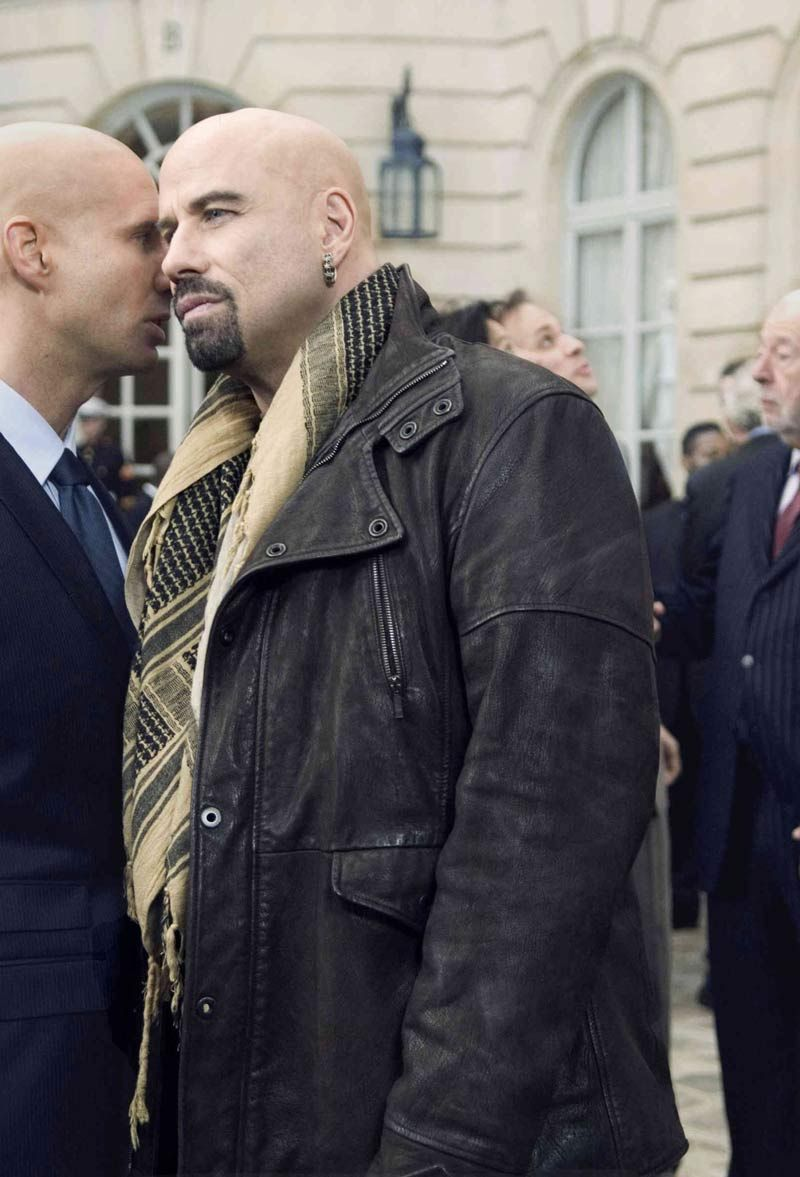 John Travolta T Birds Grease Jacket in 2020 Leather