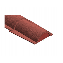 Spanish roof tiles Revit family | Roofing in 2019 | Roof