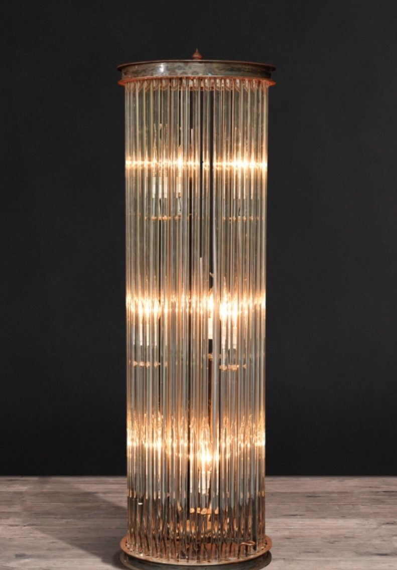 Timothy oulton rod floor lamp modern day interpretation of timothy oulton rod floor lamp modern day interpretation of venetian murano brass and glass library lights from the mozeypictures Images