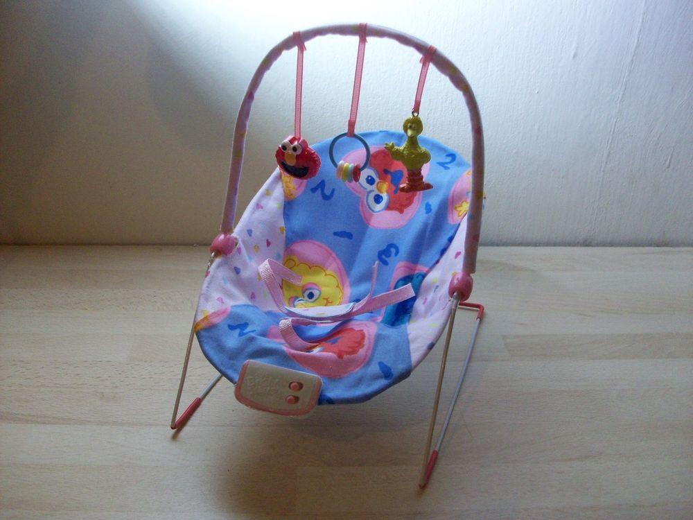 Handmade ooak bouncy chair for 5 - 7 1/2 \