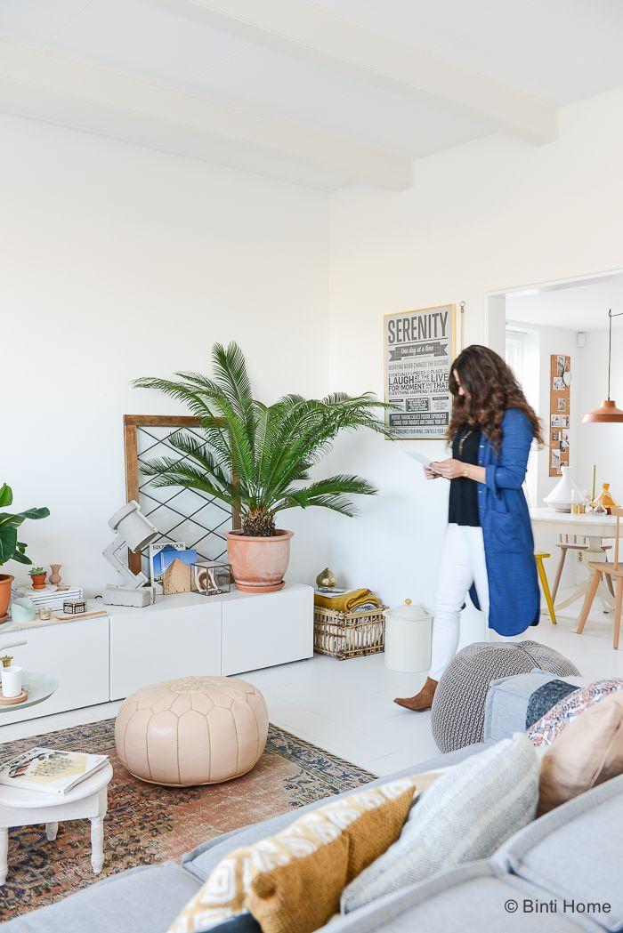 Give away : I love my type poster + frame ! | Binti Home blog : Interieurinspiratie, woonideeën en stylingtips