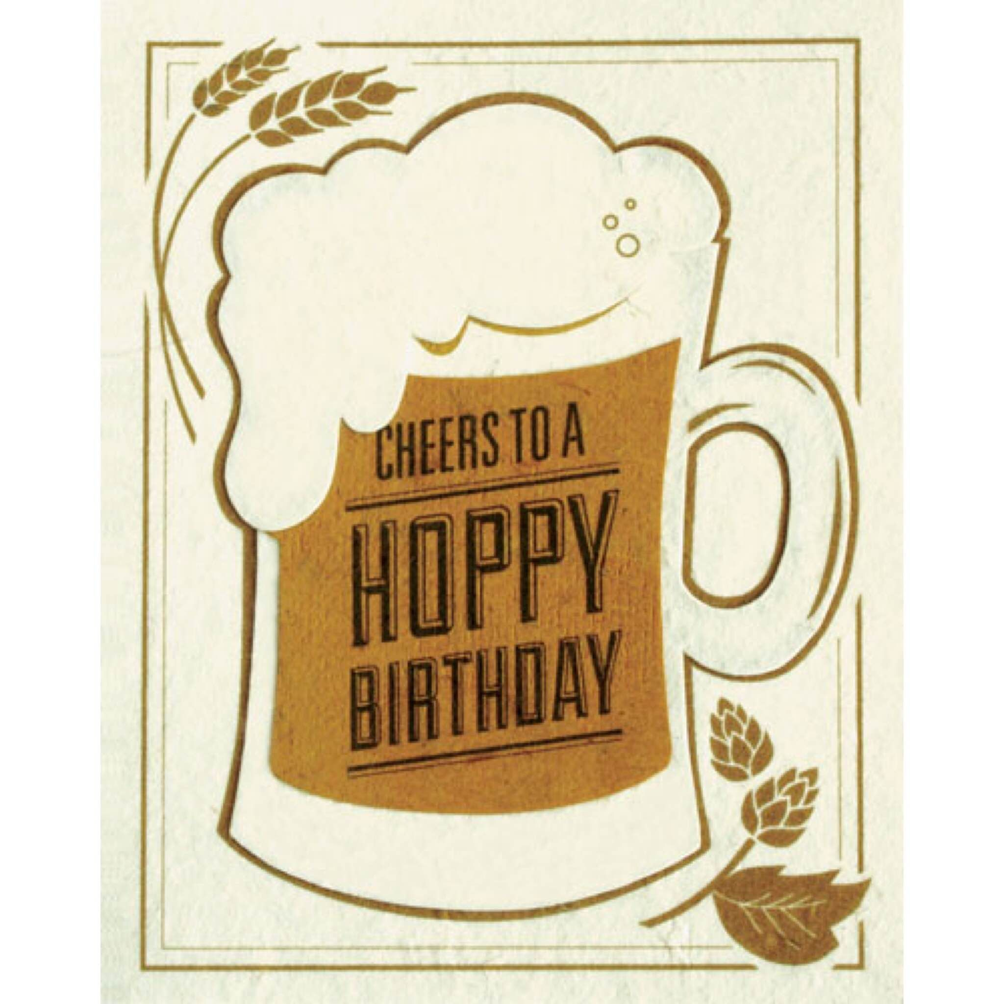 Beautiful Happy Birthday Happy Birthday Cheers Cake Happy Birthday Cheers Ny Cheers To A Hoppy Birthday Card Cheers To A Hoppy Birthday Card Cards