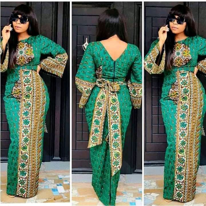 20+ Latest Fabulous Ankara Styles - Stylish Naija