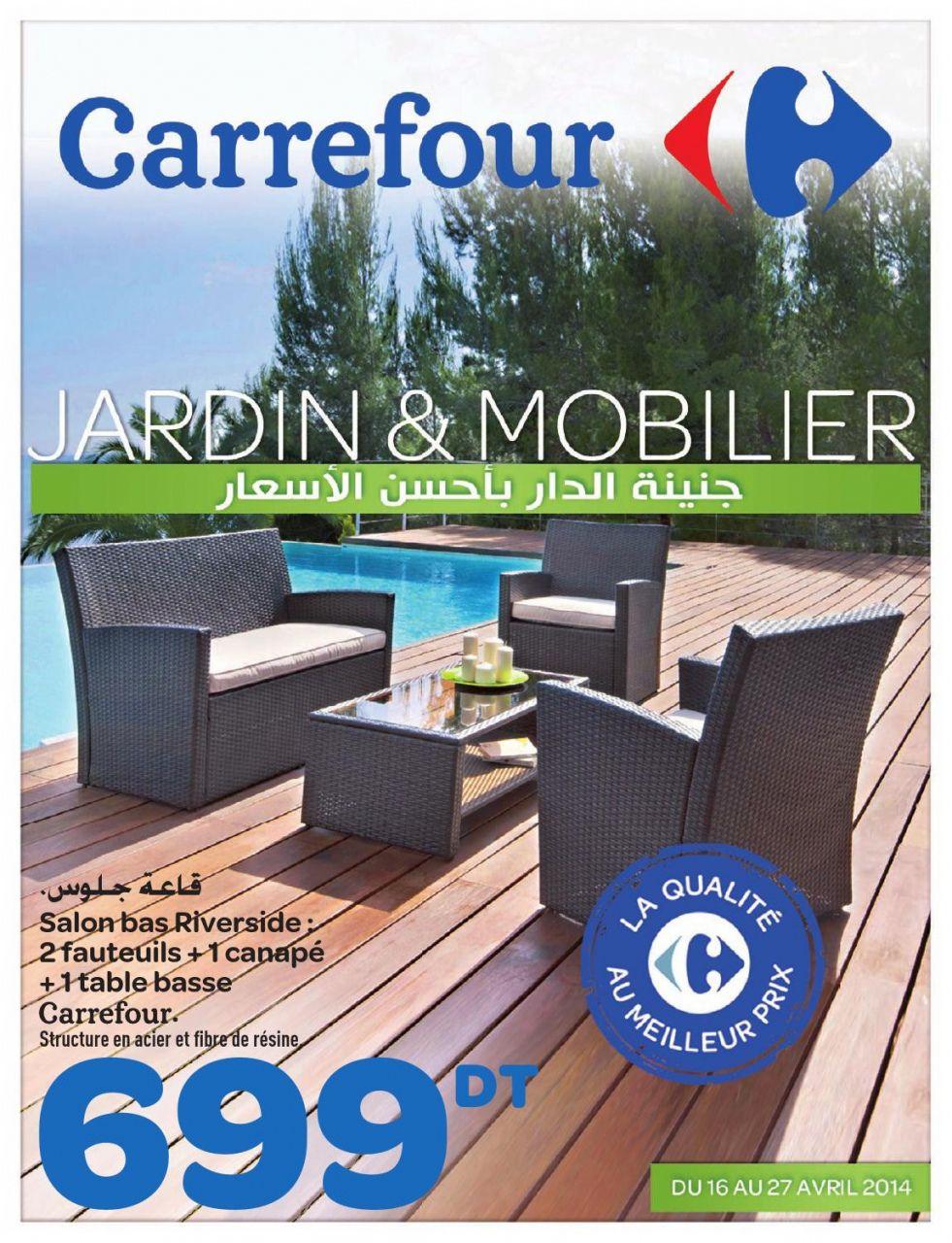 Carrefour Salon De Jardin | Petite Set Grandes