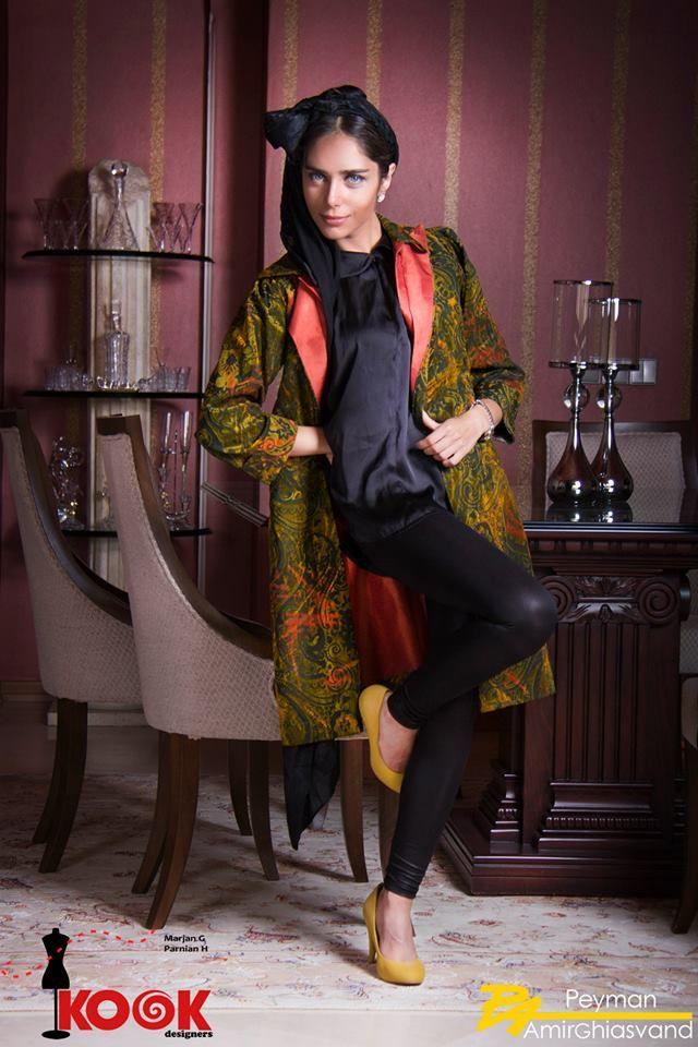 Pin On Iranian Fashion Designers