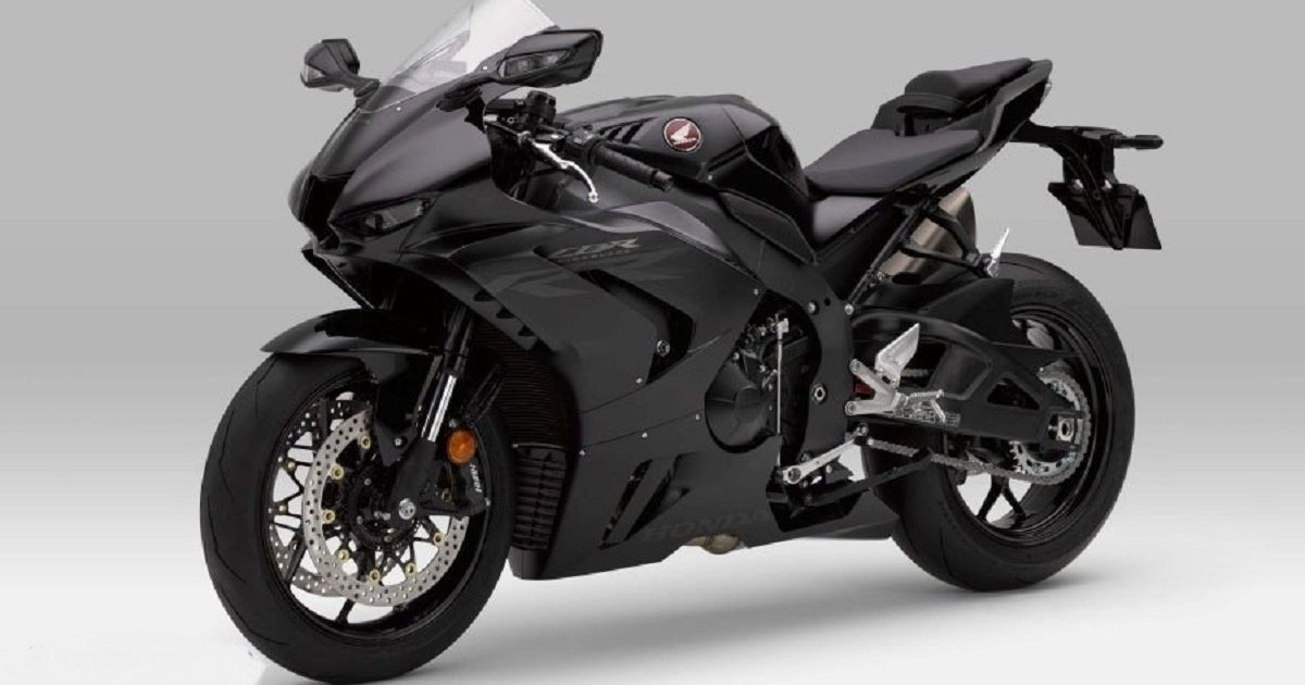 2021 Honda CBR600RR Revamp Adds More Aggressiveness in