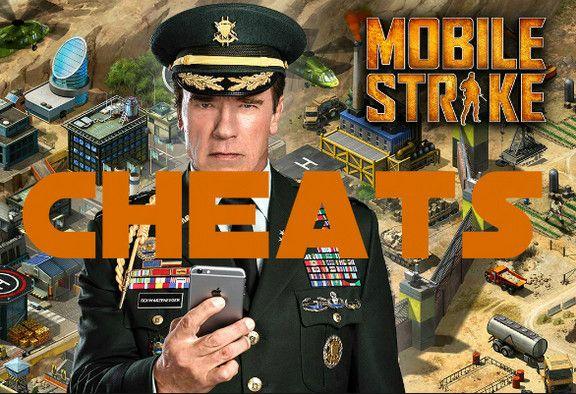 Mobile Strike Cheats gratuit or et VIP Hack