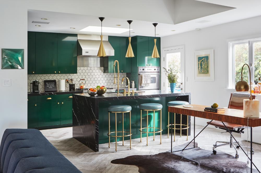 Andrew Martin Interior Design Review Volume 21 Szukaj W Google Green Kitchen Cabinets Green Kitchen Decor Green Kitchen