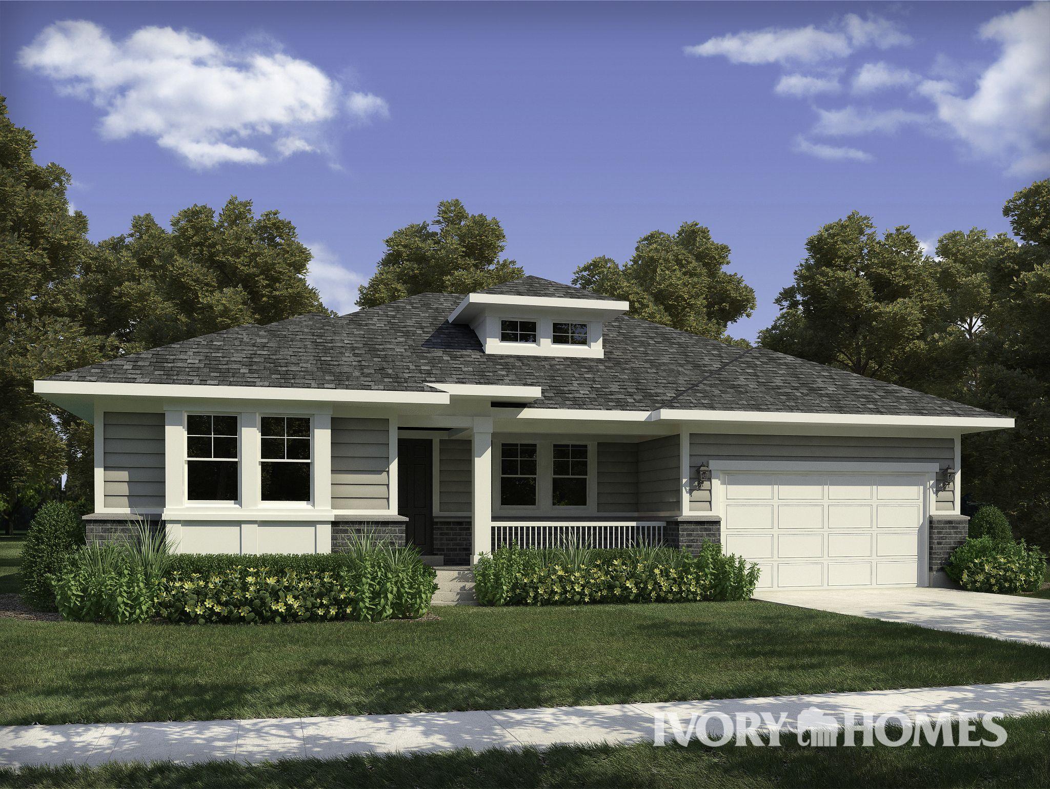 Daybreak House Plans Part - 15: All Plans Ivory Floor Plans California Collection Daybreak Garden ParkPark  CitySt.