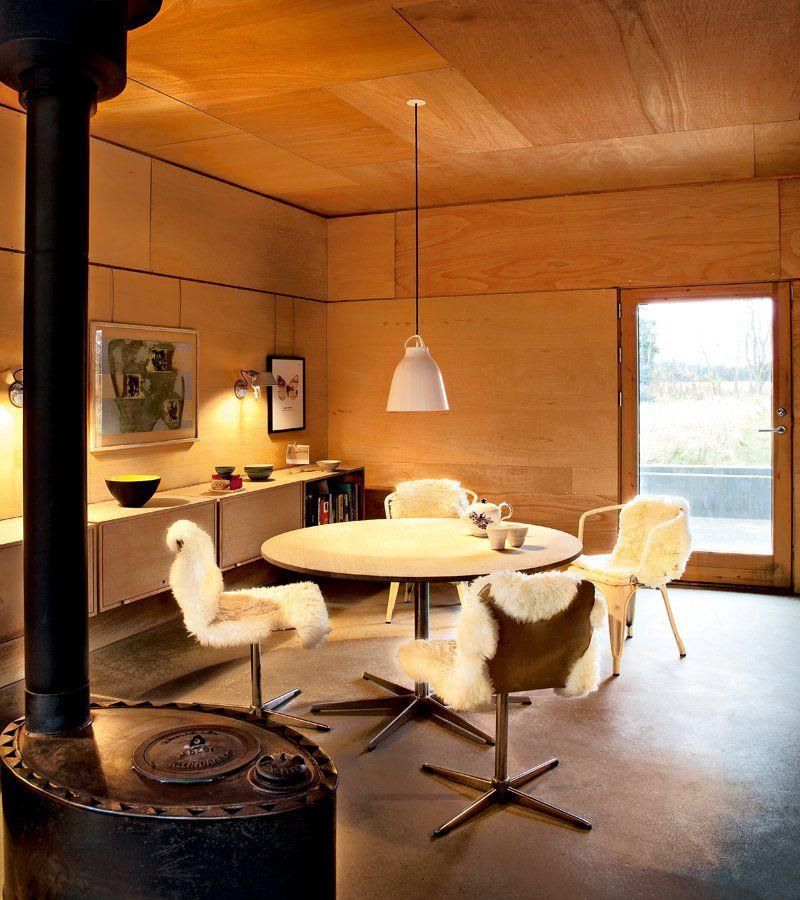 Les plus belles salles à manger vintage Pinterest Triangle house