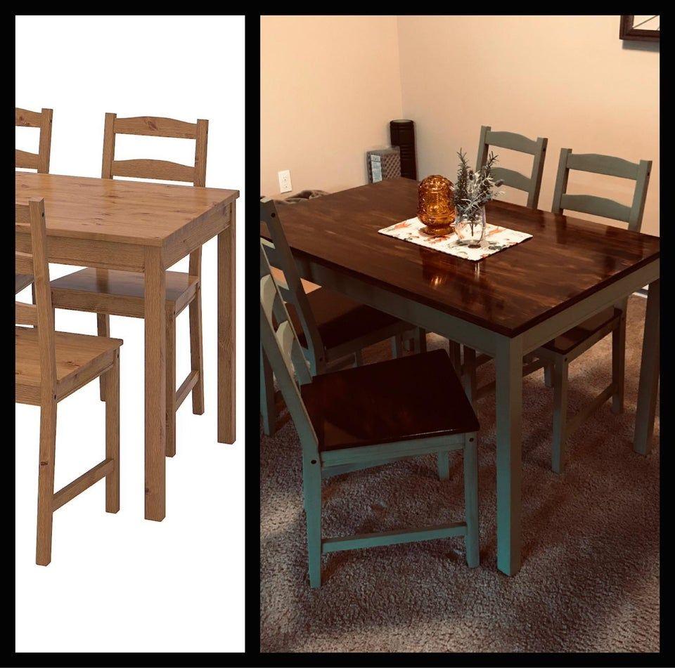 24++ Ikea jokkmokk dining table and chairs set Best