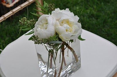 Torah Brights Wedding | White peonies, Beautiful blooms ...
