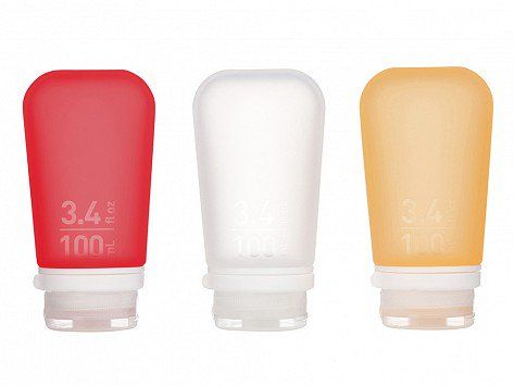 Humangear Gotoob 3 Pack Cooking Oil Hand Sanitizer Body Wash