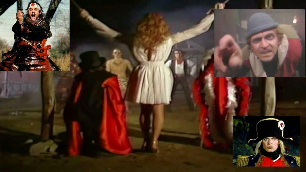 Van Halen Oh Pretty Woman 1982 Music Video Widescreen
