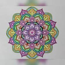 Resultado De Imagen Para Mandalas Colores Mandalas Mandalas