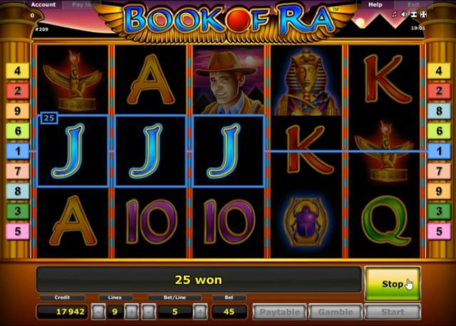 spielautomat tricks book of ra