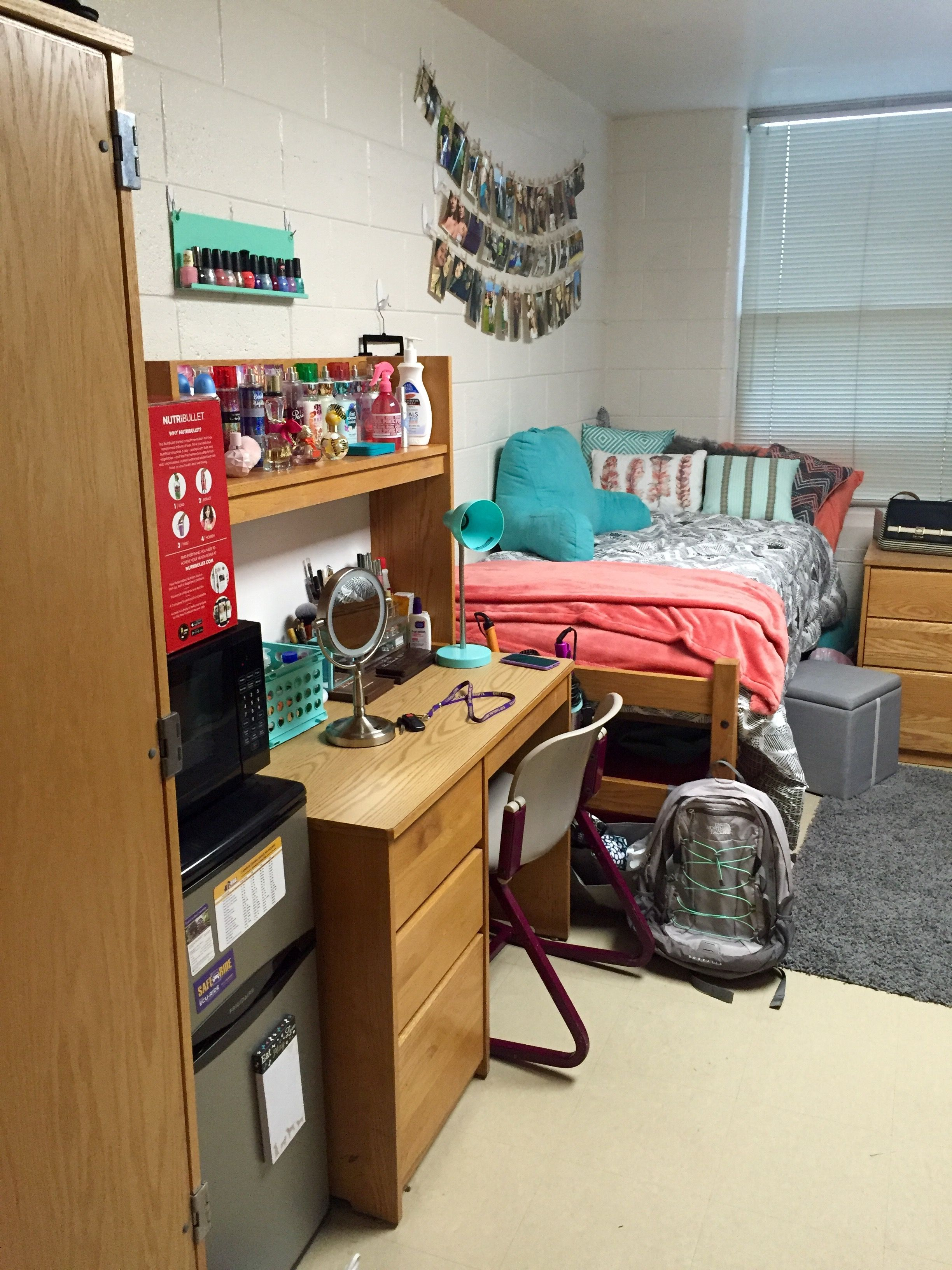 Bethanies Dorm At East Carolina University Jones Resident Hall