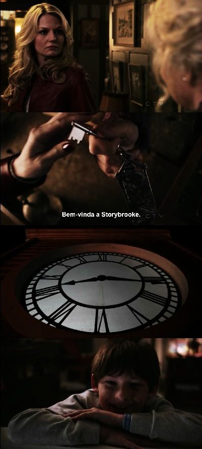 Once Upon a Time |S01E01 | Pilot