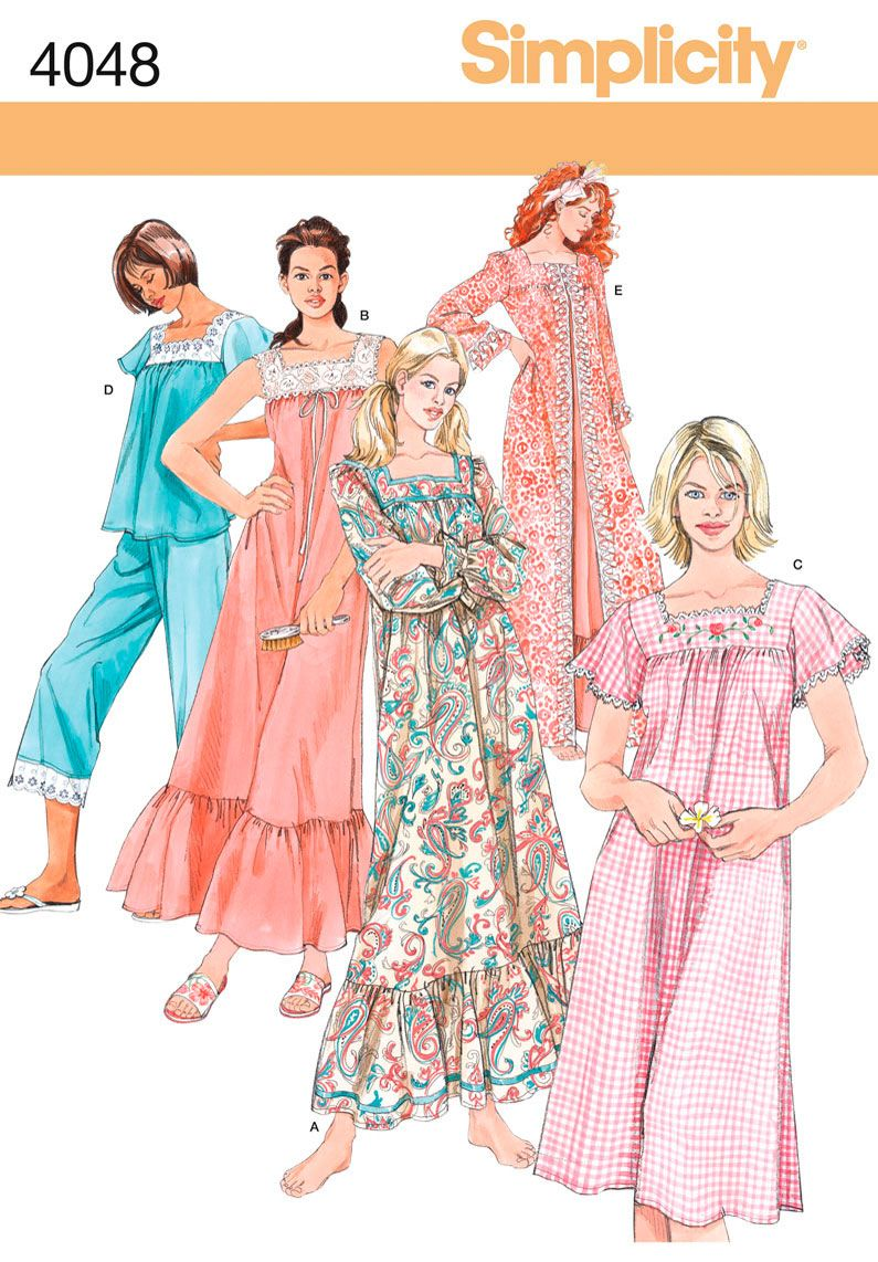 Simplicity Pajama Patterns Awesome Design Inspiration