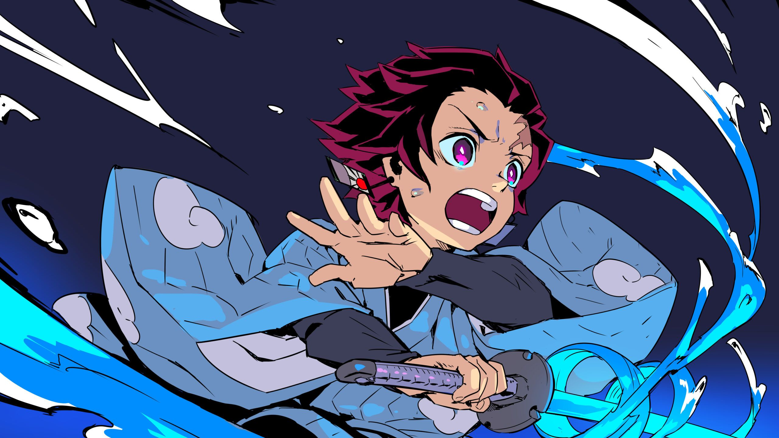 Kimetsu No Yaiba Wallpaper Hd Personagens De Anime Anime Boys Anime