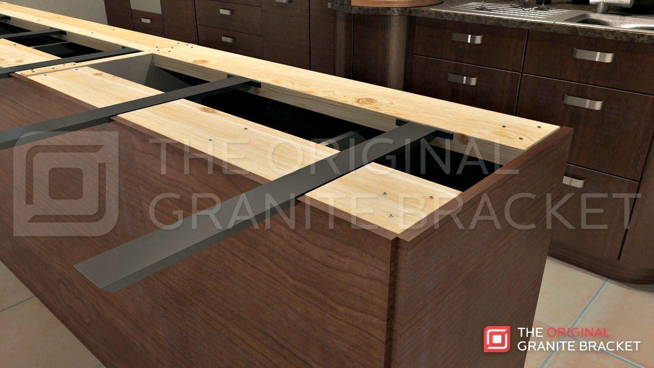 50 Granite Countertops Support Requirements Kitchen Cabinet