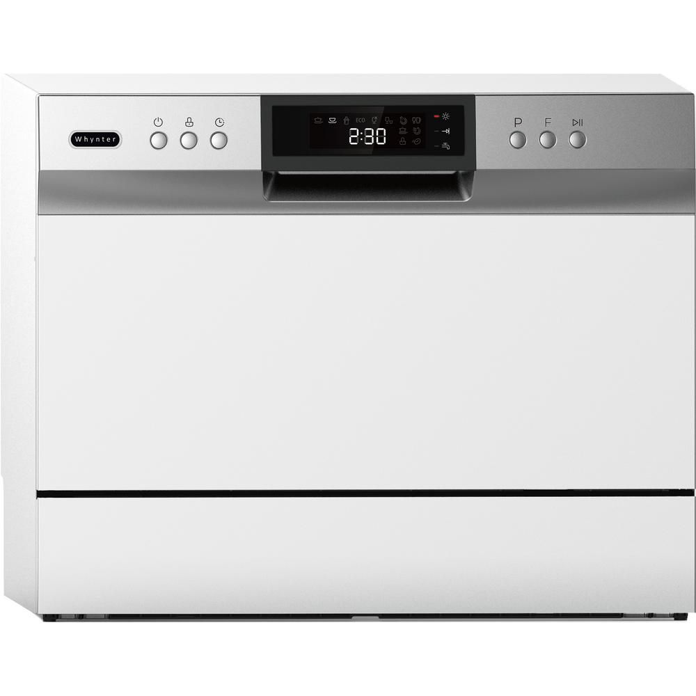Whynter Energy Star Countertop Portable Dishwasher 6 Place
