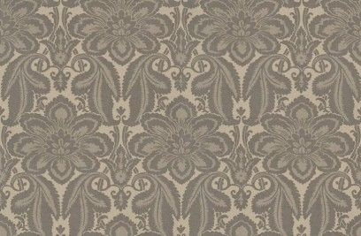 Albemarle St, a designer wallpaper from The Little Greene Paint Company, featured in the The Little Greene Paint Company London Wallpapers collection.