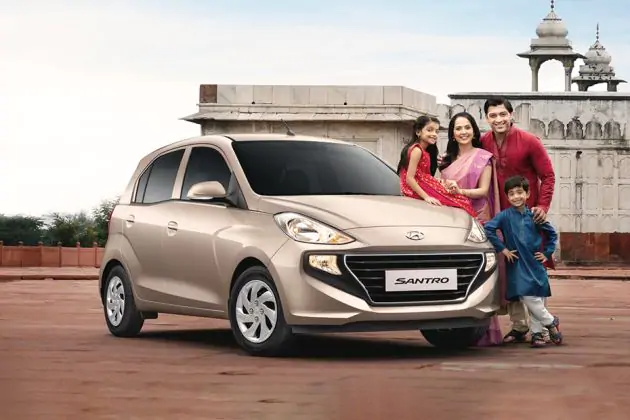 Hyundai Santro Price ( BS6 June Offers), Images, Review