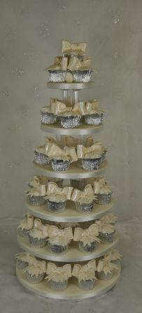 Our cupcake maker for the wedding.