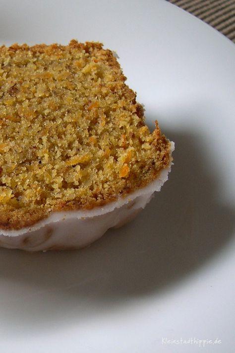 Karottenkuchen Vegan Schweizer Kuchenspezialitat Ein Rezept Von