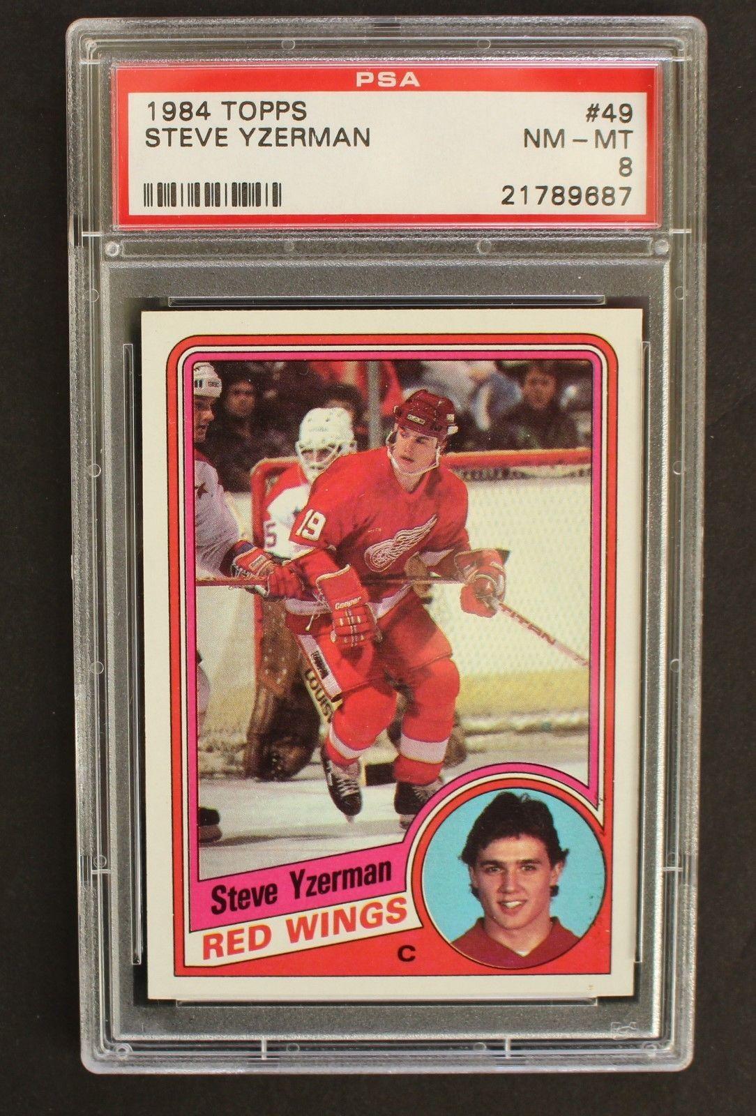 hockey cards worth money 1990