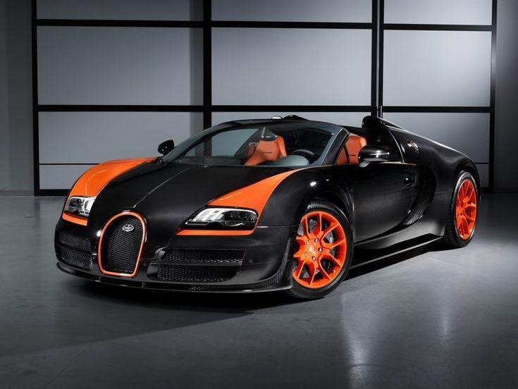 Bugatti Veyron Cars Pinterest Carros Esportivos Carros And