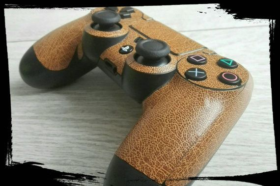 ps4 controller skin template for silhouette cameo by hmpconcept