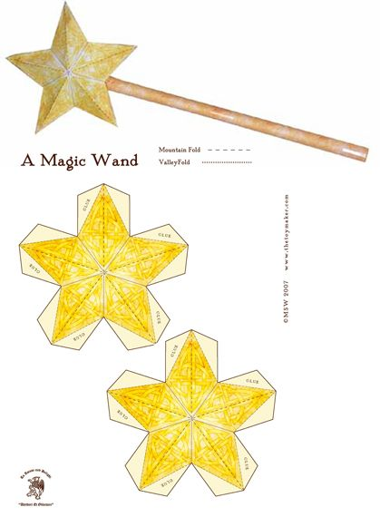 El Cuento De La Varita Magica Pequeocio Manualidades Varita Varita Magica