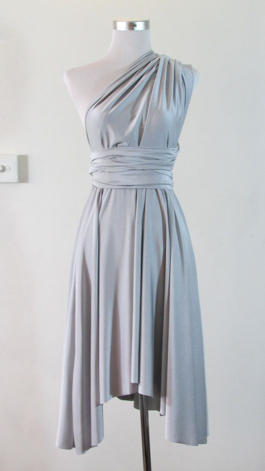 Made to order summer dress convertible dress in by herbridalparty